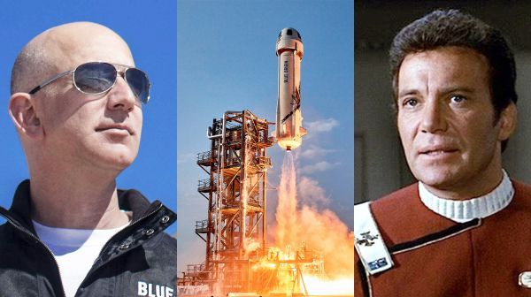 William Shatner's space launch on Blue Origin's New Shepard: When to watch and what to know
